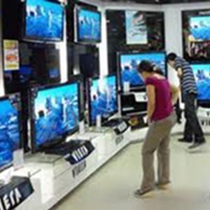 Магазины электроники Уреня