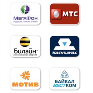 Операторы сотовой связи Уреня