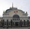 Железнодорожные вокзалы в Урене