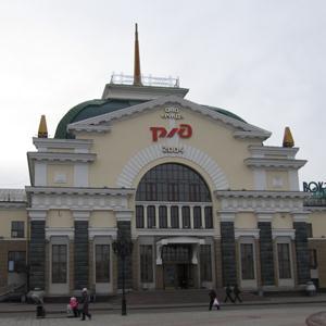 Железнодорожные вокзалы Уреня